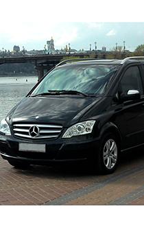 Минивэн такси Приморский - Угловое